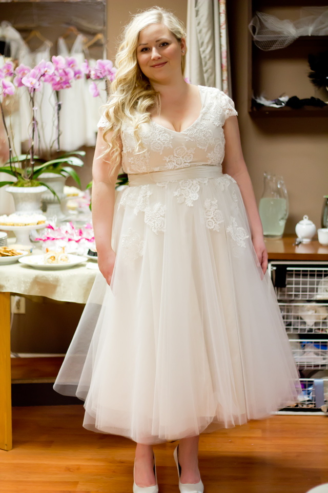 Pure Magnolia Bridal Collection Eco Wedding Dress Plus Size Gown