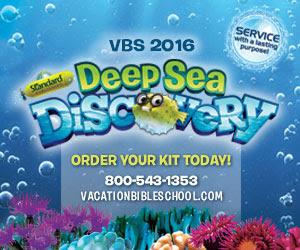 VBS 2016 - Christian Standard Media