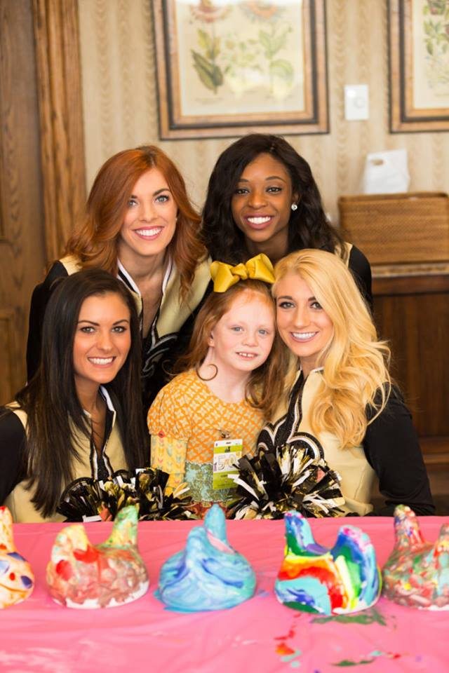 Avery and the Saintsations