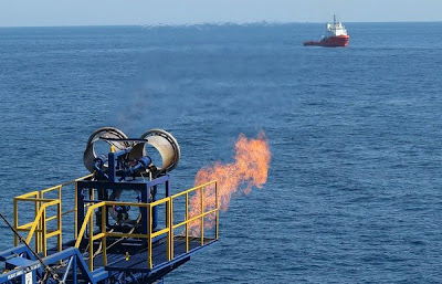 Japan extracts gas from methane hydrate in world first