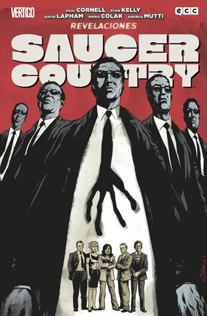 Saucer Country 2: Revelaciones