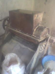 maquina de pilar