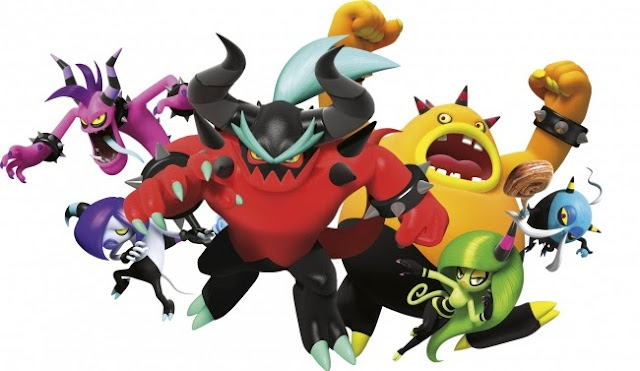 The Deadly Six bosses featured in the Wii U exclusive Sonic: Lost World