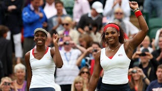 Next London Olympics 2012 : Williams Sisters Bring Back Olympic Gold