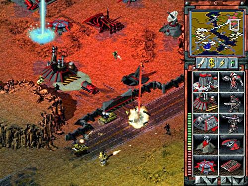 Download Free RTS Games - Command & Conquer Tiberium Sun