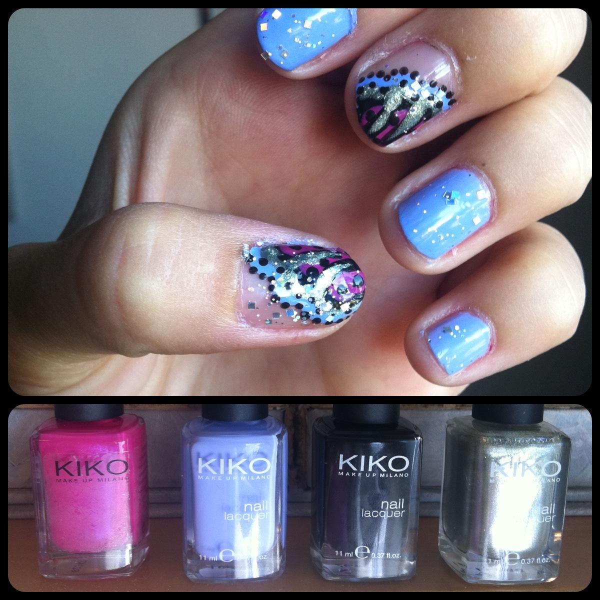 Deeply diva weekly nail art 2 - Diva nails prodotti ...