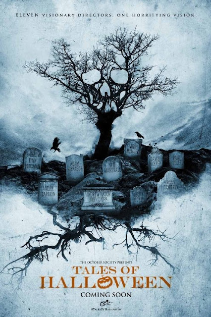 Sinopsis Film Horror Tales of Halloween (2015)