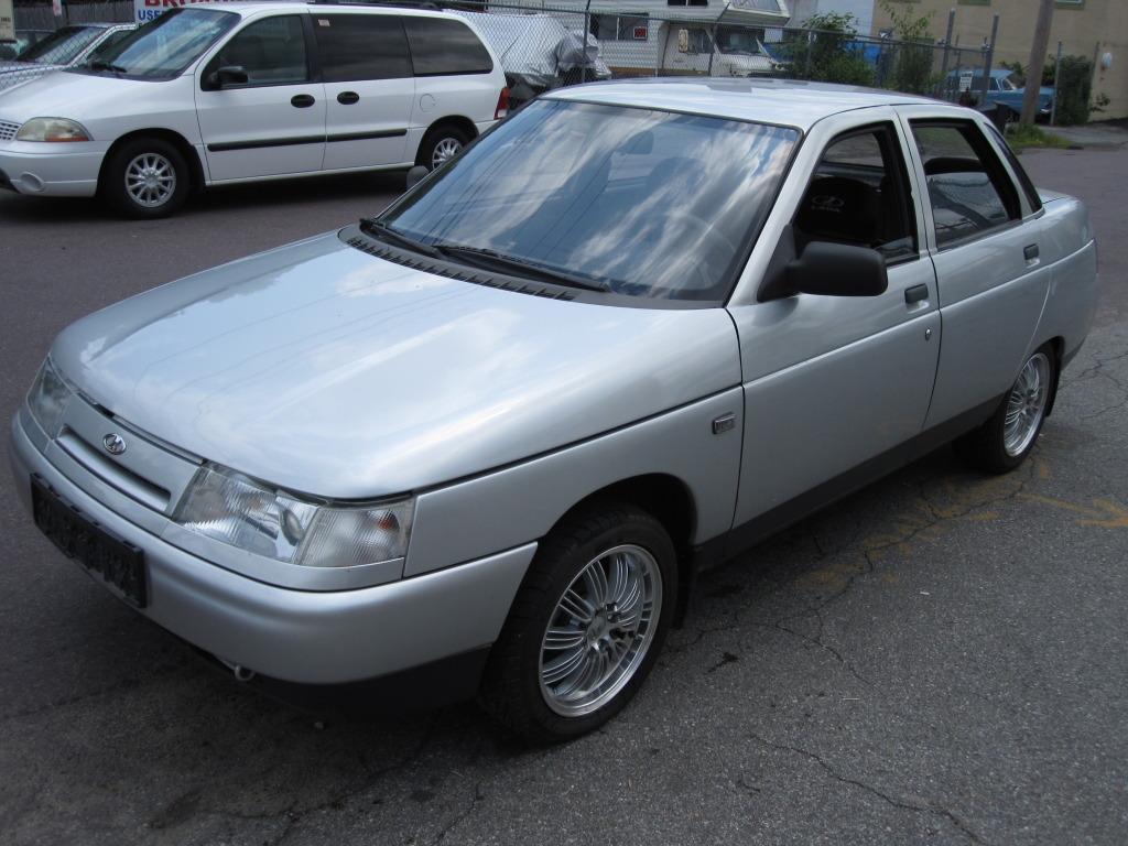 Car Nerd: Rare Find Lada 110 for sale in the States