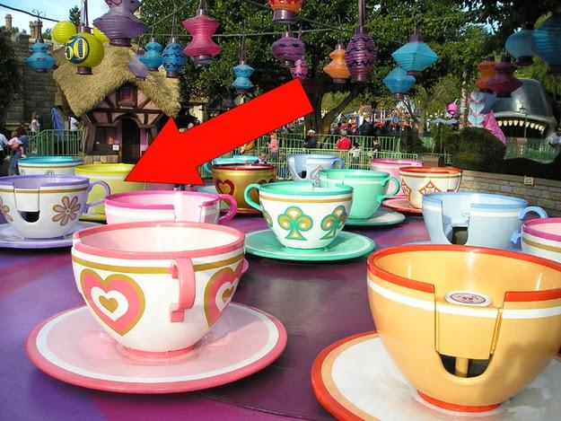 Disneylandia Tazas Locas