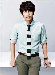 Super Junior Kyuhyun SPAO SS 2013