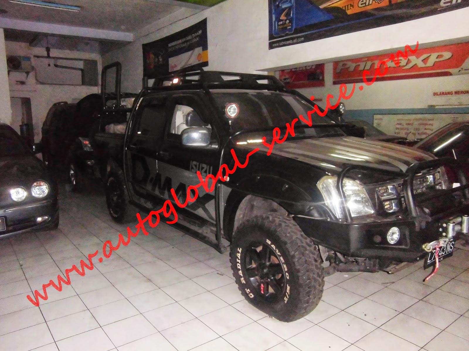 bengkel mobil jaguar surabaya indonesia