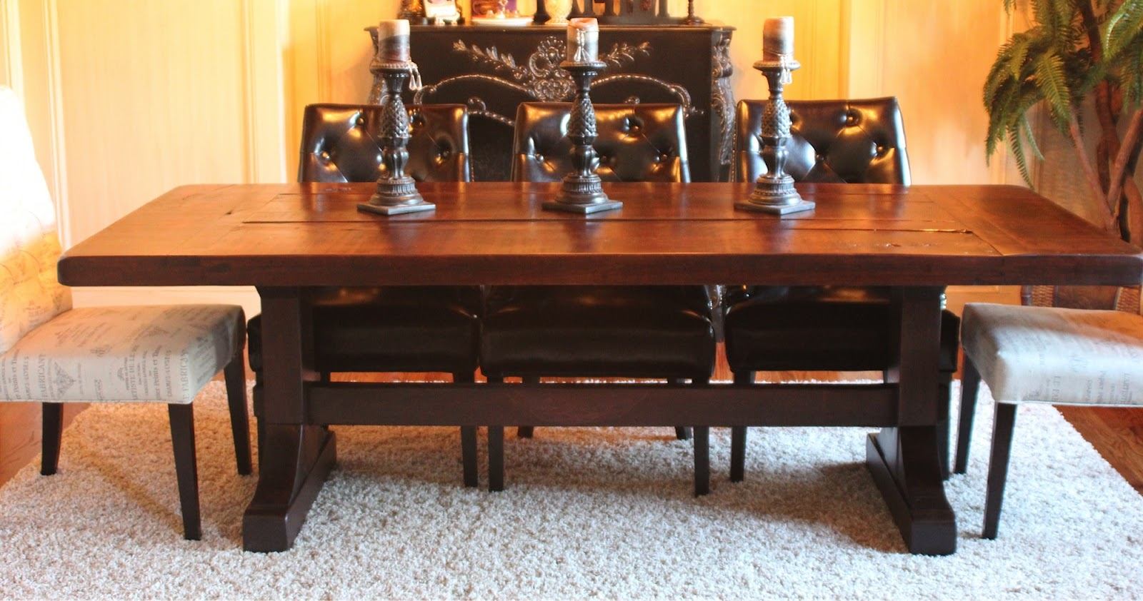in atlanta homes with thomasville furniture traditional dining