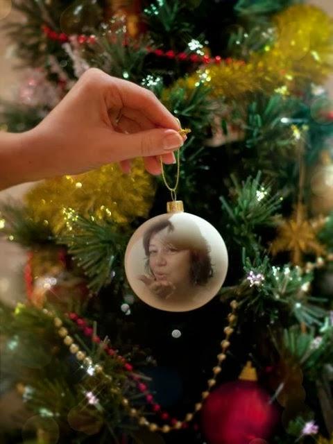 Uma maravilha estar na árvore amiga de Natal da Clarice Moreno!