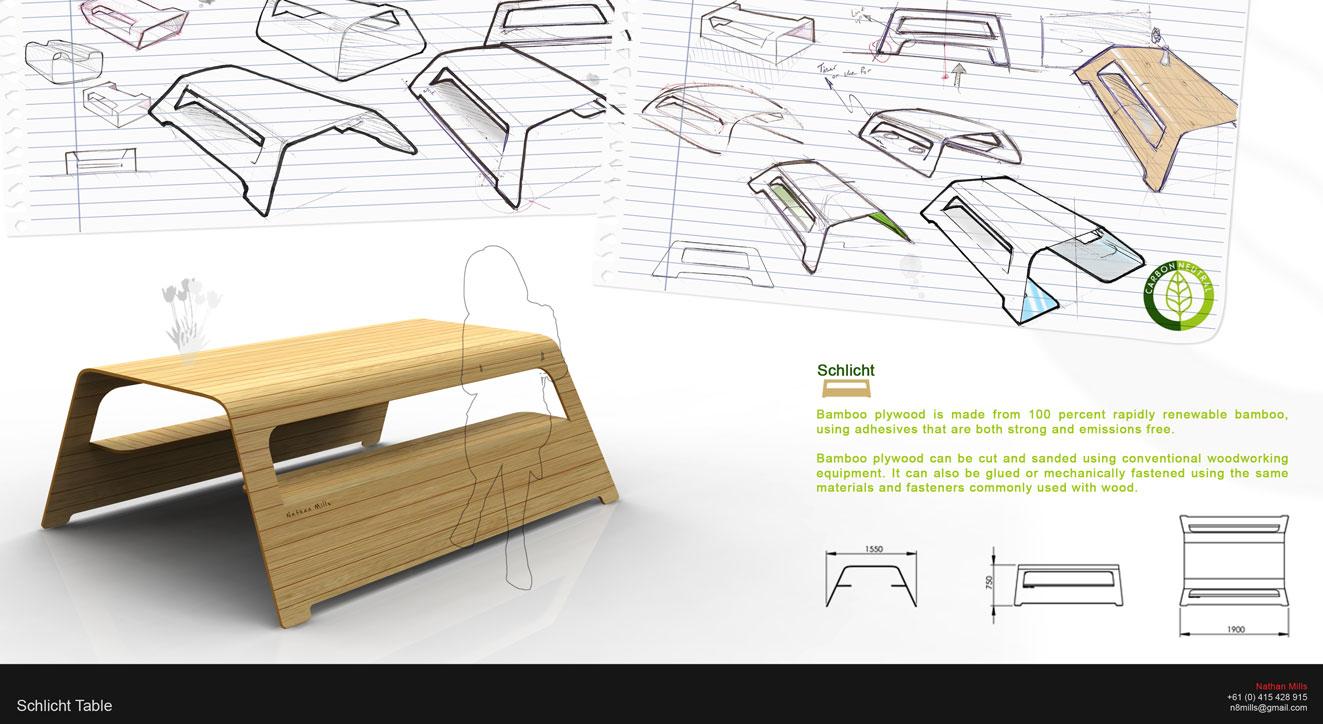 Industrial design sketches furniture - Automotive Design
