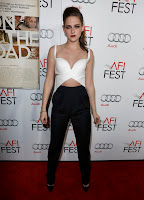 Kristen Stewart 2012 AFI Fest red carpet