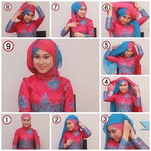 Tutorial Hijab Untuk Wisuda Yang Cantik