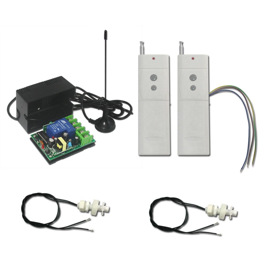 Uitiliser un kit commande radio avec t l commande sans fil pour contr ler quipement sans fil - Pistolet a eau longue portee ...