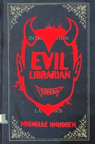 https://www.goodreads.com/book/show/20708754-evil-librarian?ac=1