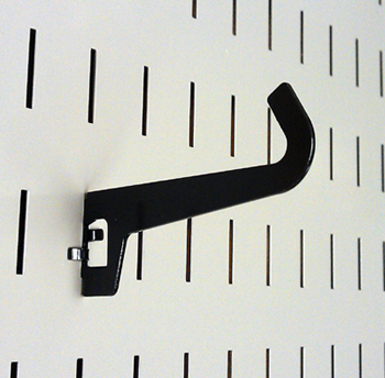 Slotted Peg Board Hook by Wall Control