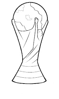 Desenhos de Futebol para imprimir e pintar