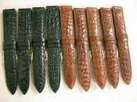 dây đồng hồ da cá sấu 02