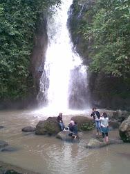 Air Terjun Danau Ranau