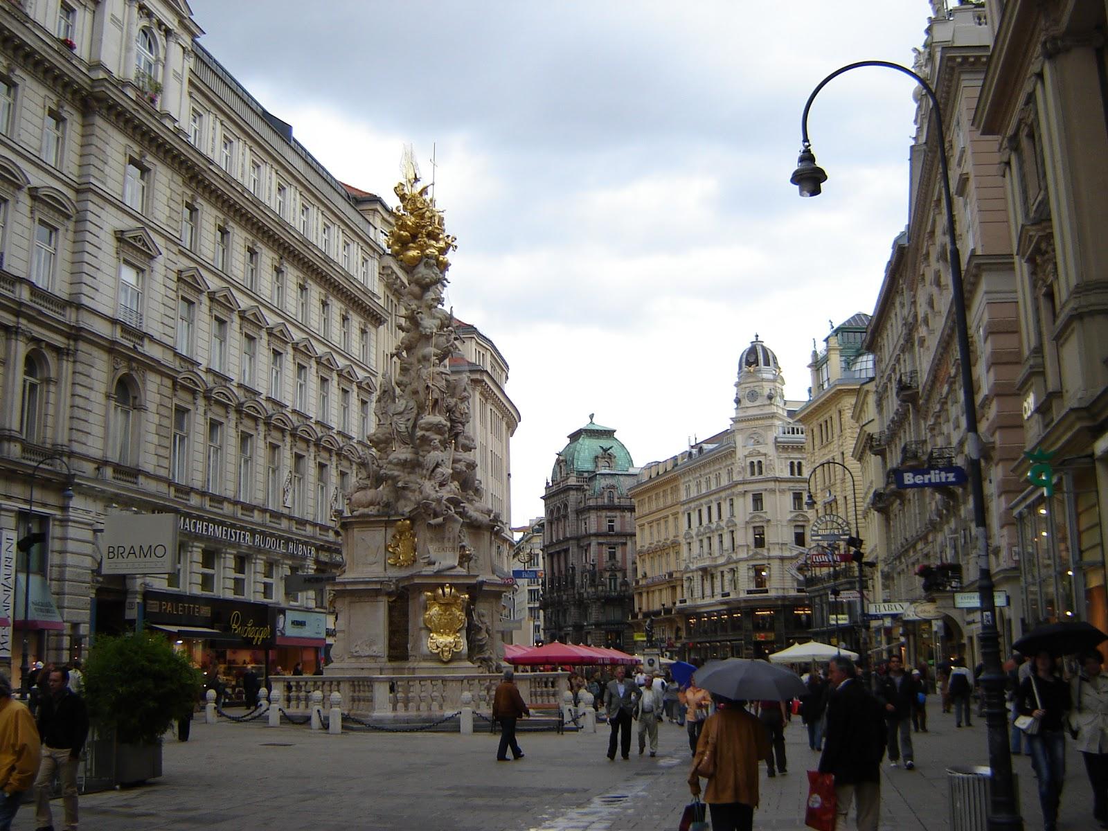 Viaggio A Vienna Volo Hotel