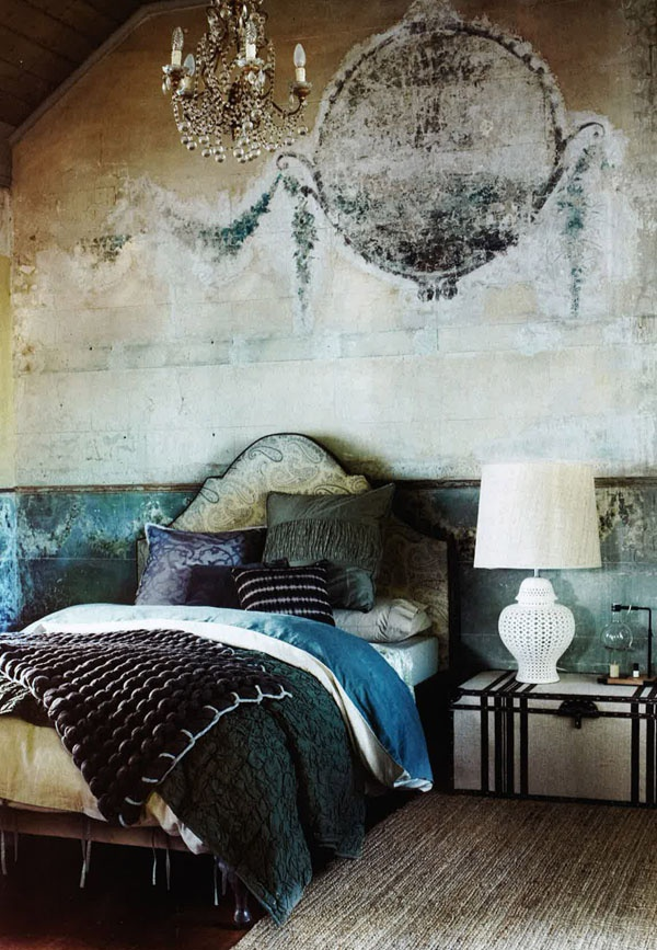 Home Beautiful, Australia.  Photo - Prue Ruscoe, Styling – Amanda Talbot.as seen on linenandlavender.net
