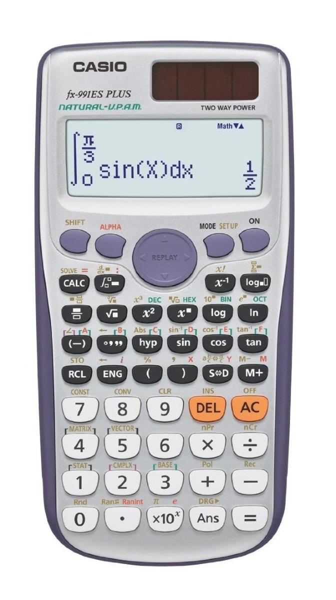 Calculadora Casio? - La calculadora que necesitas