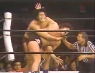 La lucha libre profesional Powers2