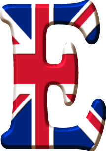 Alfabeto de la bandera de inglaterra oh my alfabetos - Dibujo bandera inglesa ...