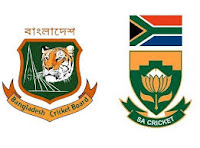 Watch Bangladesh vs South Africa T20 Match Live Streaming Star Sports 2, GTV Free HD.