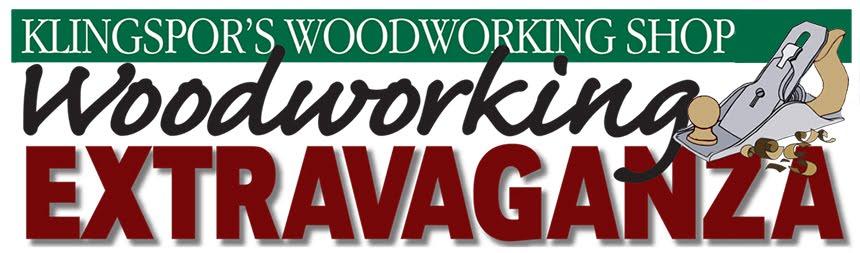 Klingspor's Woodworking Shop Extravaganza