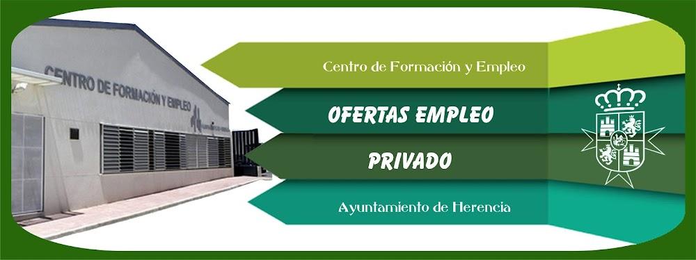 OFERTAS PRIVADA Centro de Formación y Empleo