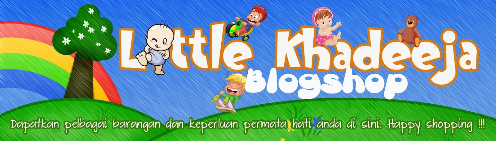 Little Khadeeja Blogshop