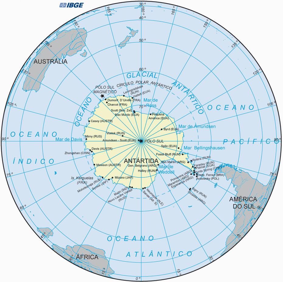 Todos los mapas de la Antartida gratis online. Los mapas de la ...