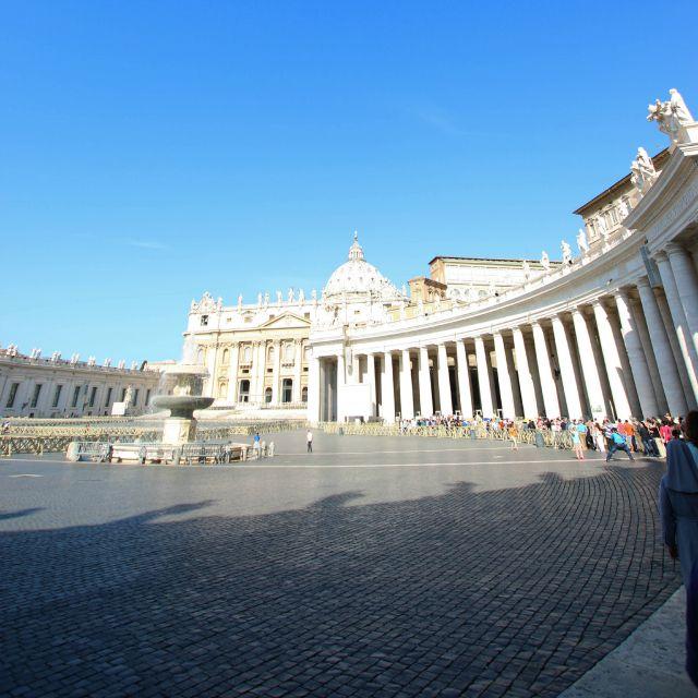 Rom für Kinder - ein Besuch im Petersdom