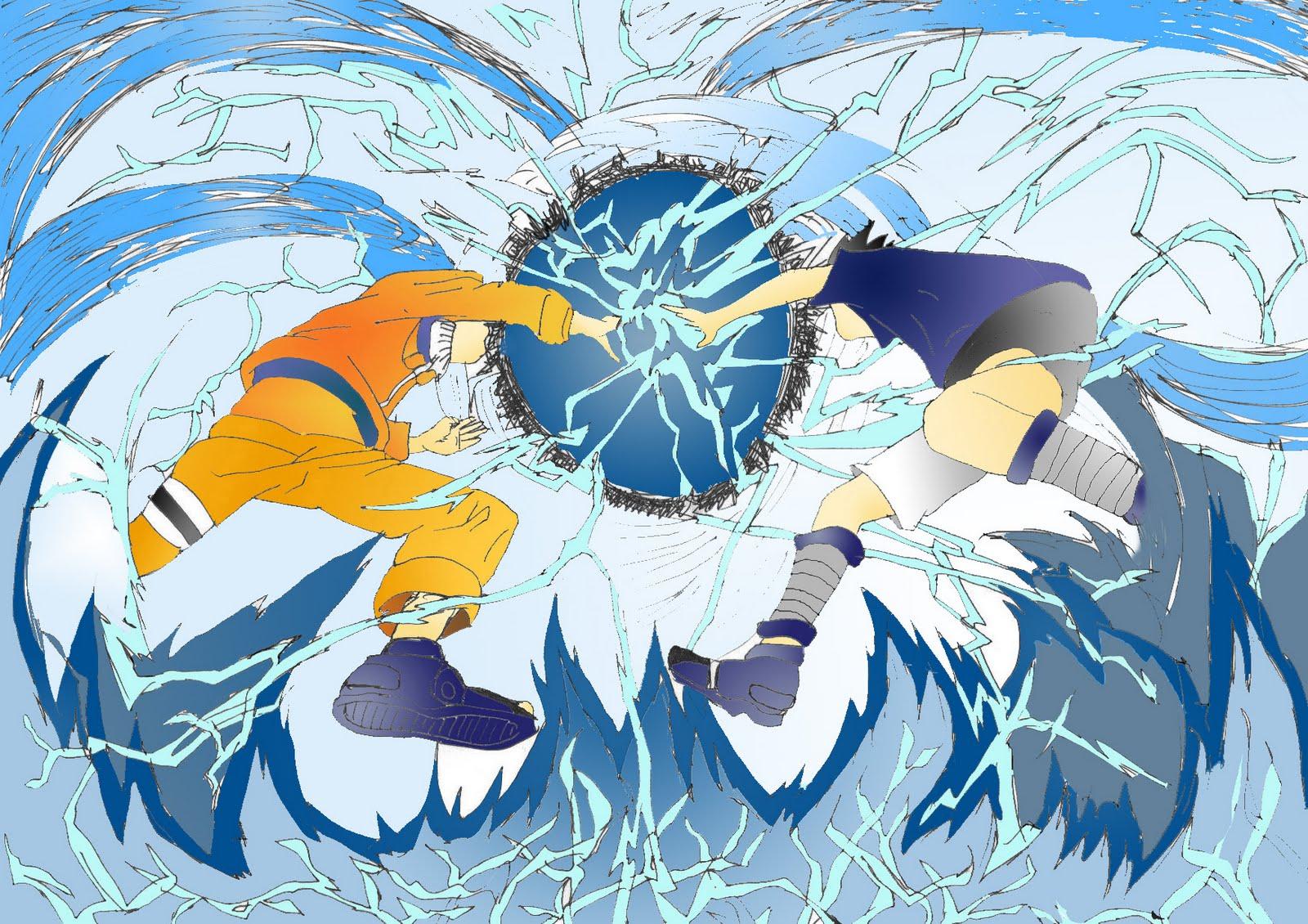 naruto vs sasuke wallpaper hd wallpaper collection