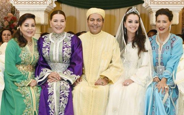 Prince Moulay Rachid - Oum Keltoum Boufare