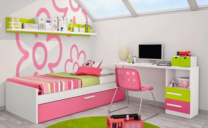 5 ideas para decorar habitaciones infantiles en color rosa - Habitacion infantil rosa ...