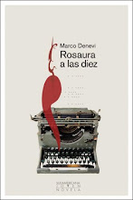 """Rosaura a las diez"" Marco Denevi"
