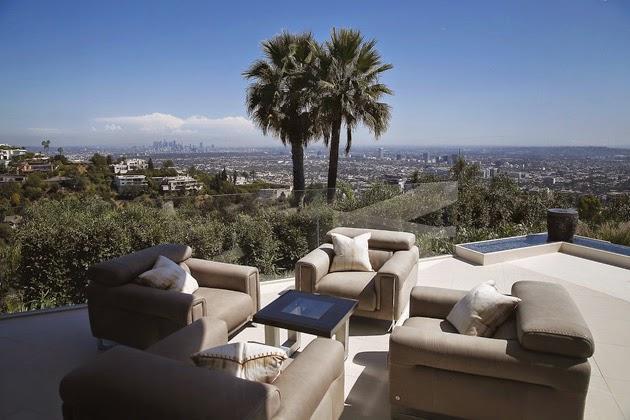 Mansión The Top of Hillcrest Los Angeles California 17