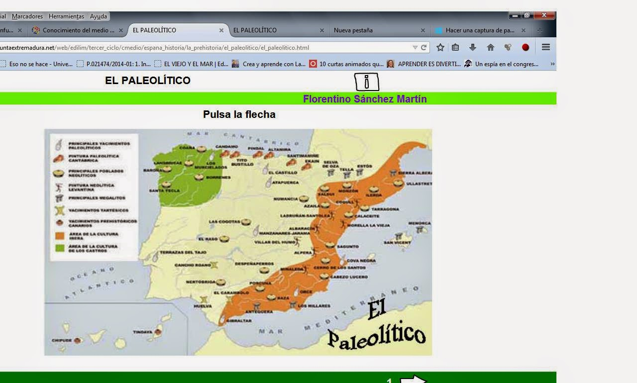 http://cplosangeles.juntaextremadura.net/web/edilim/tercer_ciclo/cmedio/espana_historia/la_prehistoria/el_paleolitico/el_paleolitico.html