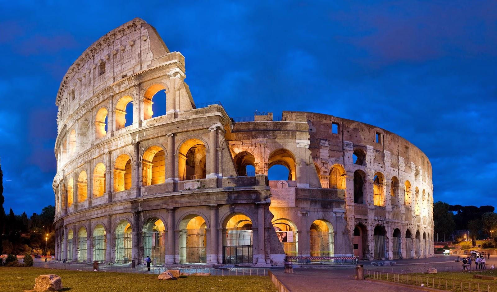 Colloseum, Rome Italy