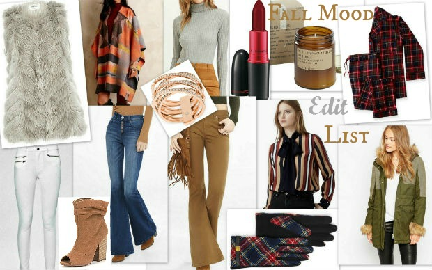 70s inspired fall fashion 2015 monthly edit list