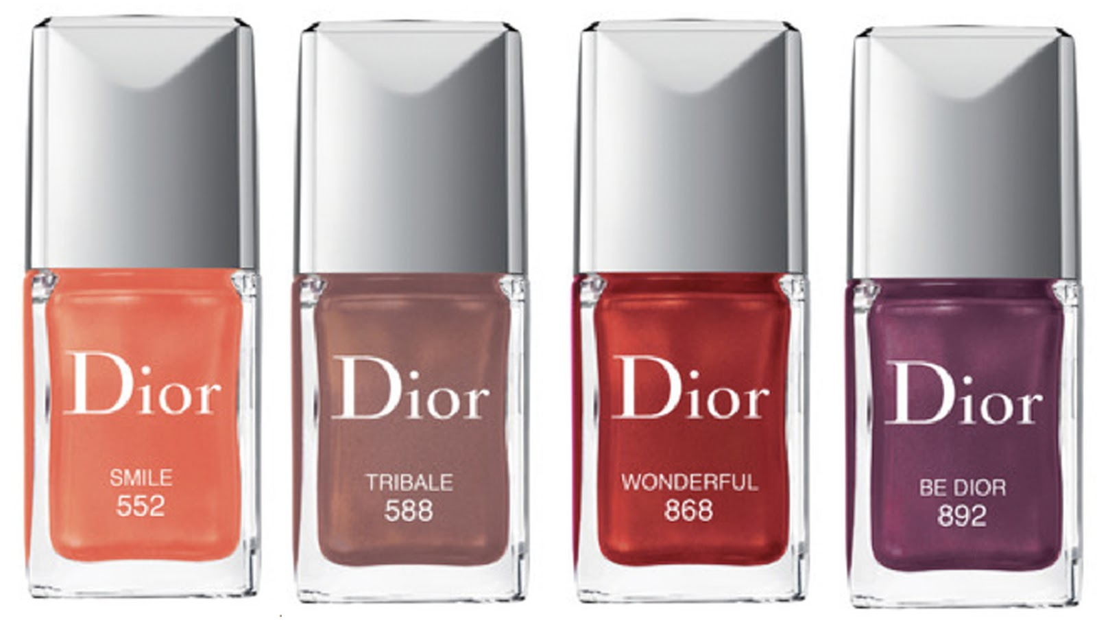 Spot On] Dior Vernis #588 Tribale