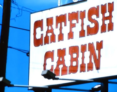 catfish cabin sign willie robertson and john luke robertson wheeling