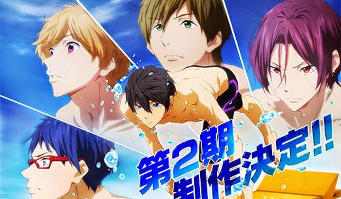 Free!: Eternal Summer Episode 1 Subtitle Indonesia