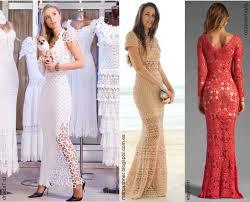 modelo de vestido de croche longo para ano novo 2015 - dicas e fotos