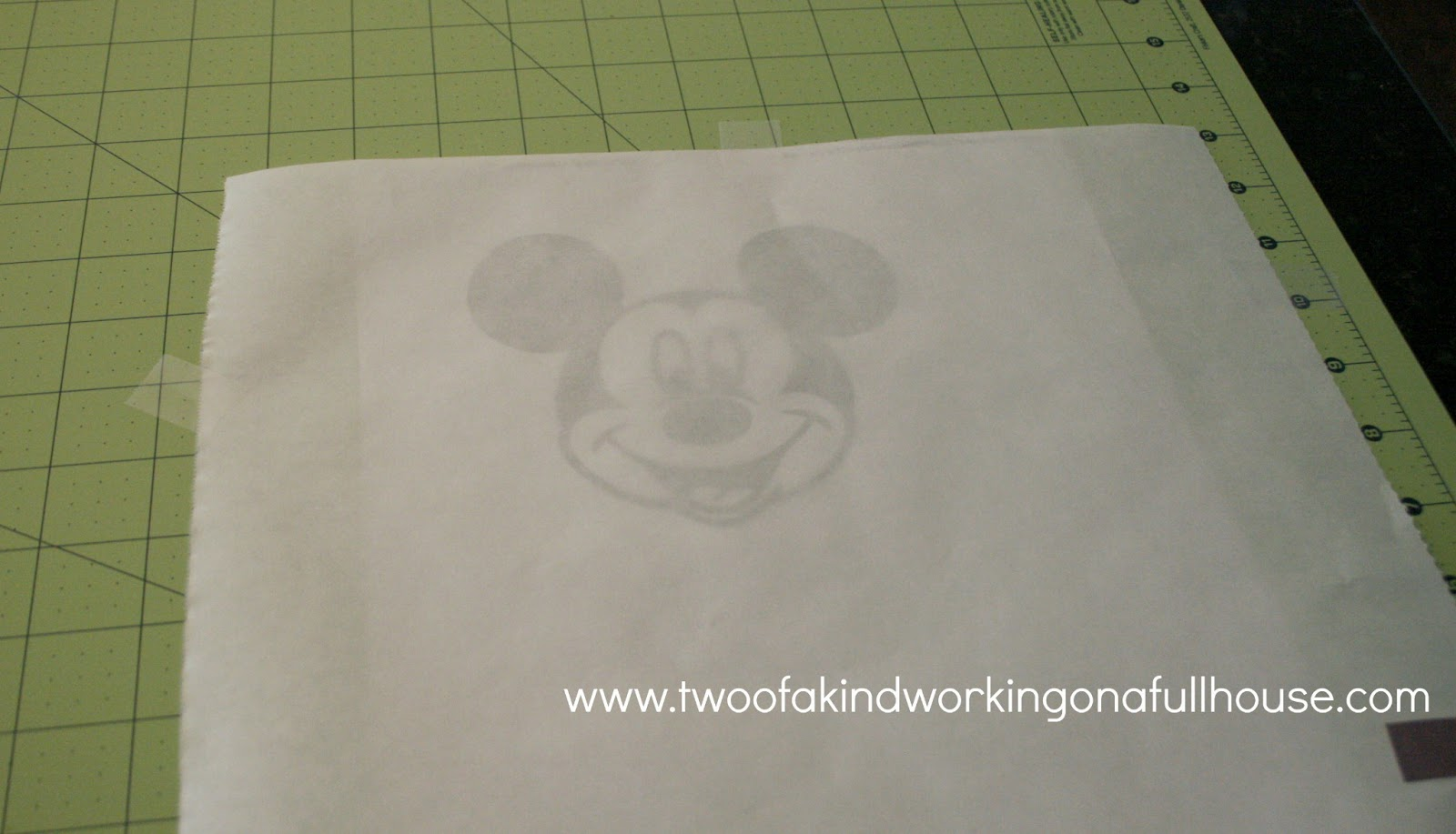 Make Your Own Mickey Minnie Mouse Shirt For Disney World